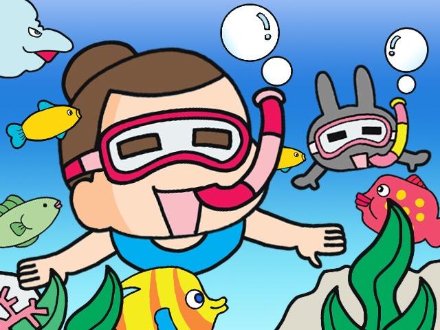 【漫画で世界旅気分】第2話「天国に一番近い島?」
