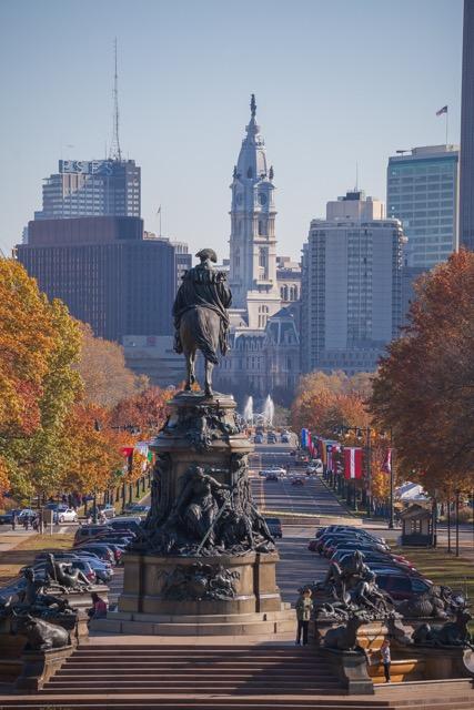 【アメリカ独立宣言の地】フィラデルフィア名建築めぐり