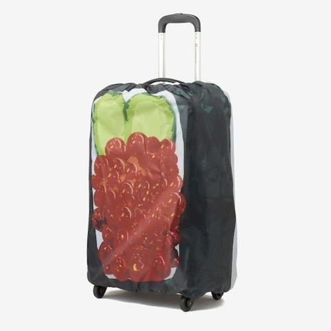話題の「お寿司スーツケースカバー」に、新ラインナップが登場!
