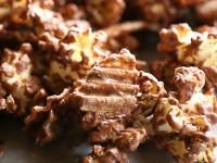 【禁断の味】チョコがけポテチ&ポップコーン