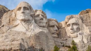 【アメリカ】超巨大な大統領の彫像!見所満載のサウスダコタ州