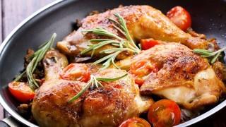 【レシピ】フライパン一つで作れる!絶品ローストチキン