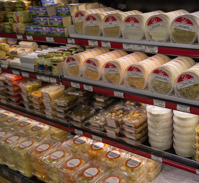 グルメ・ニューヨーカー御用達のチーズショップ Murray's Cheese Shop