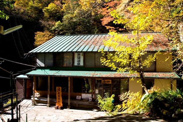 【富山】秘湯マニアの聖地!天保2年発見の深山幽谷の隠れ湯「黒薙温泉」