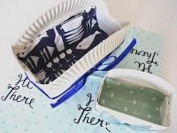 お土産の小分けにもOK! 紙皿で作る「クッキーボックス」
