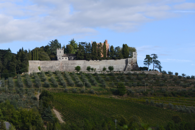 イタリアワインの礎を刻んだ秘境の城ブローリオ