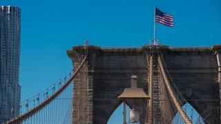【NY人気スポット】晴れた日に歩いて渡りたい、ブルックリン・ブリッジ