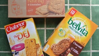 国内でも購入できる、フランスで人気の「朝食用」ビスケット