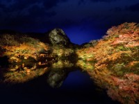 誰もが驚く圧巻、感動の景色。九州の知られざる紅葉の名所「御船山楽園」