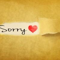 I'm sorry = 謝罪の言葉ではない!?