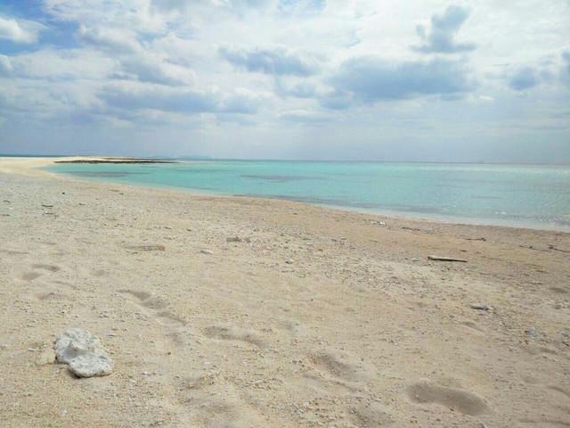 東洋一の美しさ「はての浜」と久米島がくれたヒーリングの旅