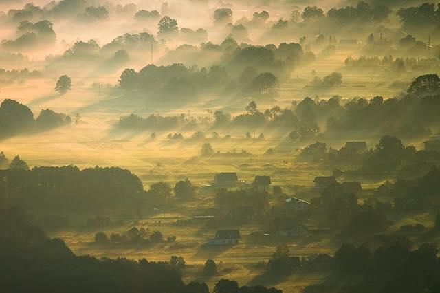 本当におとぎの世界にいるよう。優しさと夢に溢れる絶景の数々
