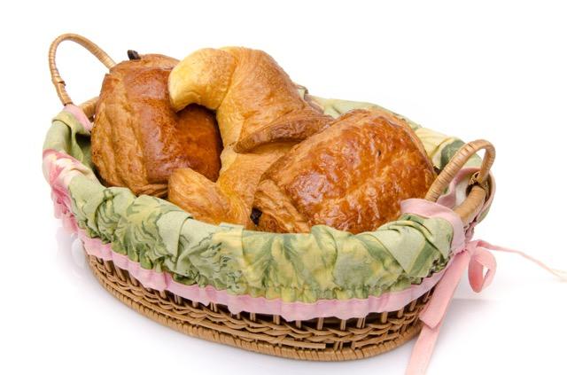 フランスの菓子パンってどんなパン