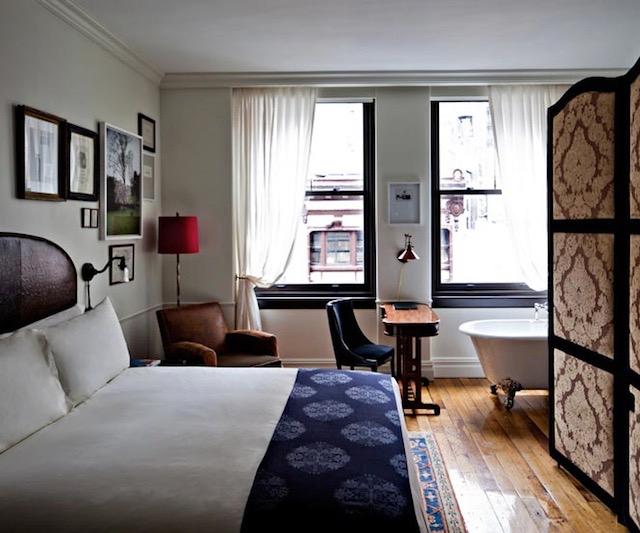 一度は泊まりたい!ニューヨークのデザイナーズホテル5選