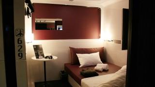 飛行機のファーストクラスを体感できるホテル「FIRST CABIN」