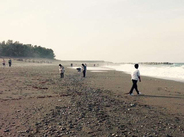 【富山】北陸新幹線でGo!渚100選の海岸でヒスイを拾う週末女子ひとり旅