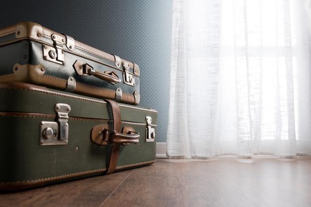ミニマリストのすすめ、スーツケース生活で大切なものが見えてくる