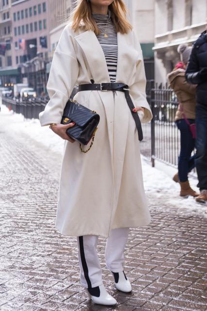 ニューヨーカーに学ぶ!チェスターコートの着こなし方
