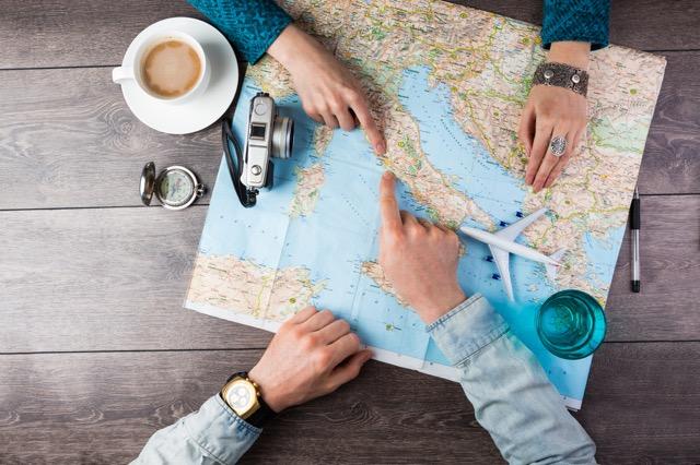 次はどこに旅する? 旅の行先を迷ってるときのユニークな選びかた