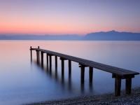 レマン湖を見渡すフランスの小さな村イヴォワール