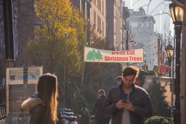 【ニューヨーク年末の風物詩】寒い冬を愉しむニューヨーカー