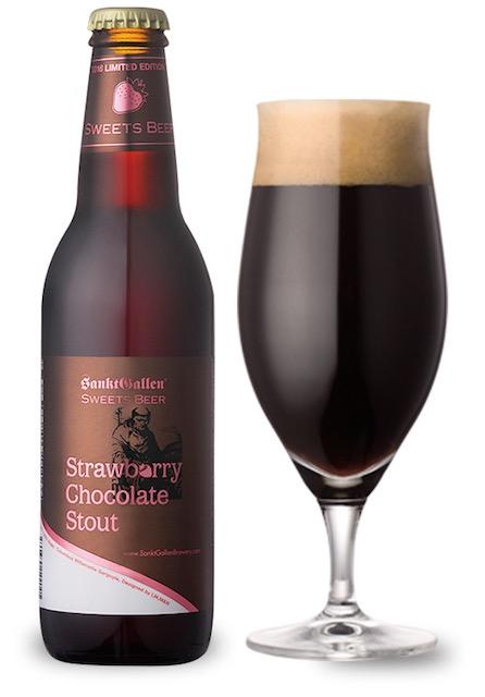 苺チョコ味のビール「ストロベリーチョコレートスタウト」が気になる