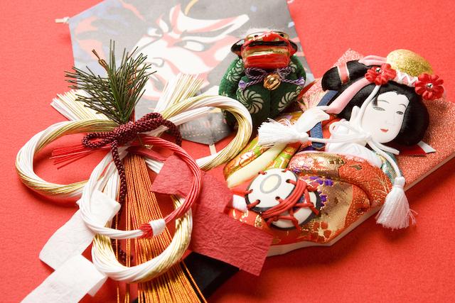 正月飾りや門松はいつからいつまで飾るもの?捨て方や処分方法は?