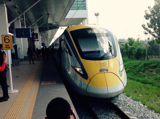 マレーシア鉄道だからこそ出会える絶景3選