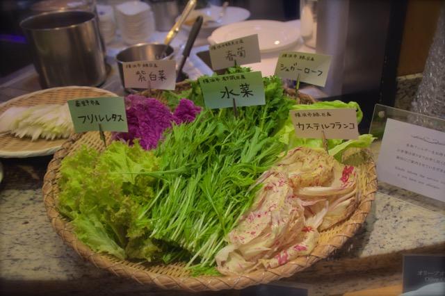 【期間限定】こだわりの横浜産!地産地消ビュッフェに行ってみた。