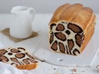 もったいなくて食べられない?フランス女性直伝のヒョウ柄ミルクパン