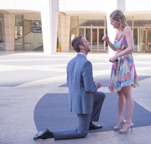 【1月27日は求婚の日】ニューヨークでプロポーズ!