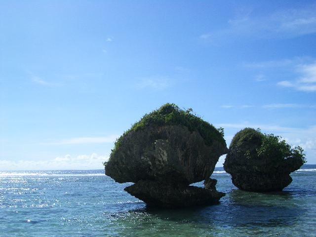 タンギッソンビーチ【デデド/グアム】海外オススメビーチリゾート