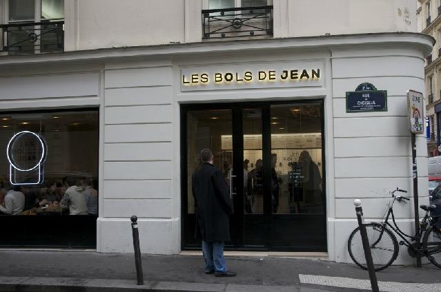 パンが器になった!?パリで人気のファーストフード Les bols de jean