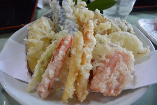 【那須塩原】自家栽培の野菜天ぷらが美味しい手打ち蕎麦屋、延四郎