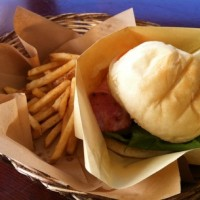 【那須】ファーストフードじゃない、素材にこだわったハンバーガー