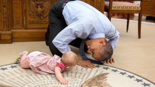 メディアに映らなかったオバマ大統領の素顔
