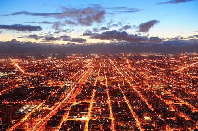 足がすくむほどのスリル!シカゴの絶景を体感できるウィリスタワー