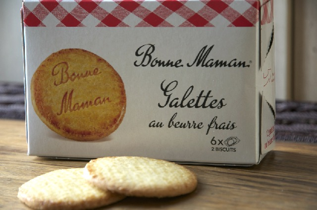 フランスの可愛い、美味しいお土産 クッキー