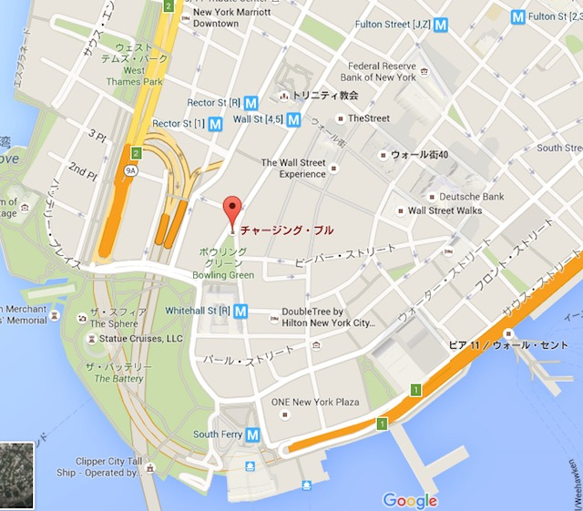 【世界一パワフルなニューヨーク】パワースポット3箇所教えます