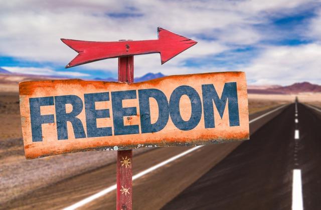 「自由」は心が決める!自由でいるために持っておきたいマインド5つ