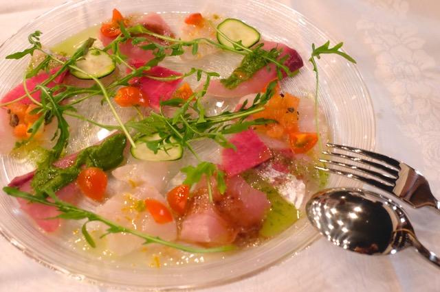 【恵比寿】魚をたらふく食べたい日に!ここでしか出会えない、大人イタリアン