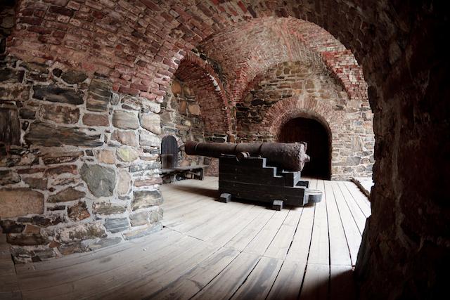 オラヴィ城内部高画質画像です。