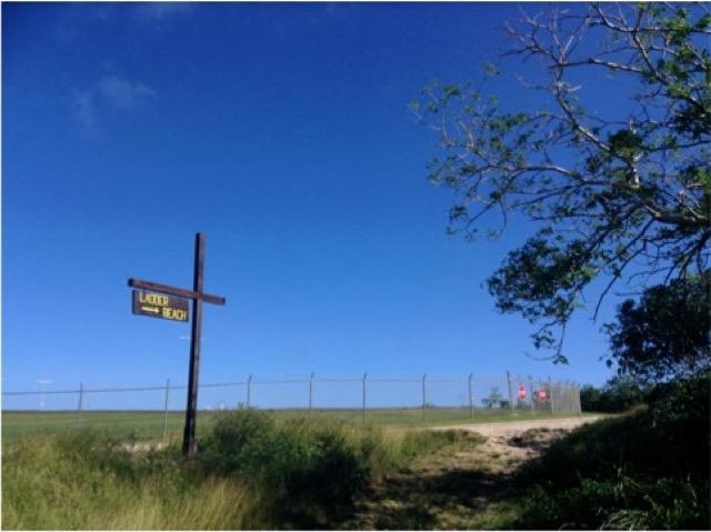 【サイパン島・田舎暮らし】絶景ポイント・ラダービーチ