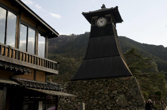 城下町の情緒の残る 但馬の小京都、出石町