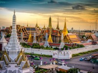 東京の2倍!年間2000万人が訪れるアジアNo.1の観光地バンコクの魅力