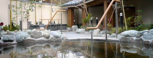 【東京日帰り温泉】仕事帰りにも行ける源泉かけ流し温泉