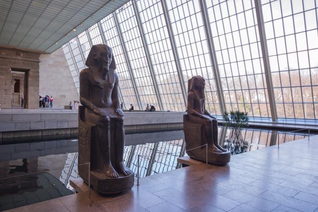 【旅行者に一番人気の美術館】疲れない「メトロポリタン美術館」の過ごし方