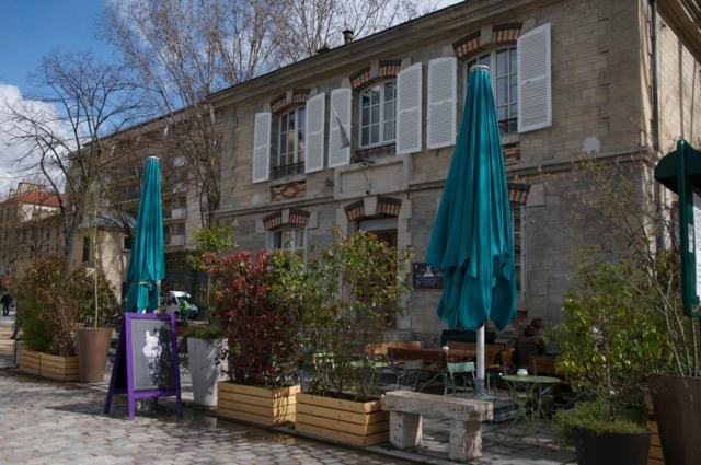 今パリジャンのに最も人気のスポット Pavillon des Canaux