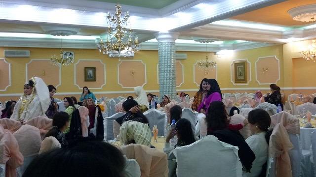 海外の嘘のような本当の話/イスラム圏では、披露宴は男女別々に行う!?