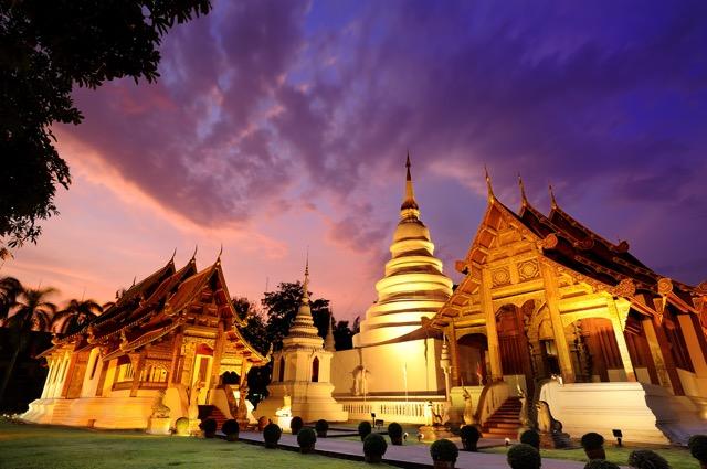 世界の旅行者が注目!タイの京都「チェンマイ」を訪ねる癒しの旅
